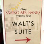 Visiting the Disney Archives & the SAVING MR. BANKS Exhibit! #SavingMrBanksBloggers