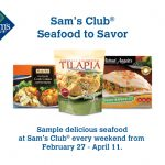 Fish n' Chips from Sam's Club #SamsClubSeafood