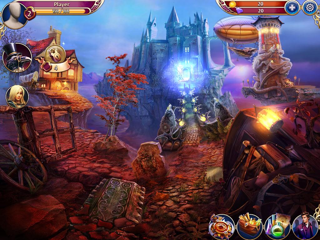 I'm Hooked On: Midnight Castle - Free iPad App Game + Win an iPad