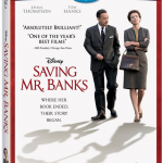 Saving Mr. Banks Blu-ray Review + Giveaway! #SavingMrBanksBloggers