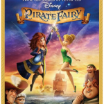 Disney's THE PIRATE FAIRY: Sets Sail on BluRay April 1st!  {Movie Review} #PirateFairyBloggers