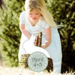 Spring Photos with Bunnies in St. Louis! #STL