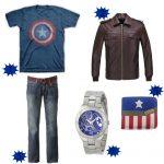 Captain America Fashion for the Family #CaptainAmerica