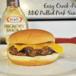 #CookingUpGood : Easy Slow Cooker BBQ Pulled Pork Sandwiches + $100 Walmart Gift Card Giveaway