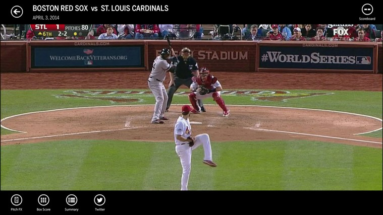 MLB.TV Windows App