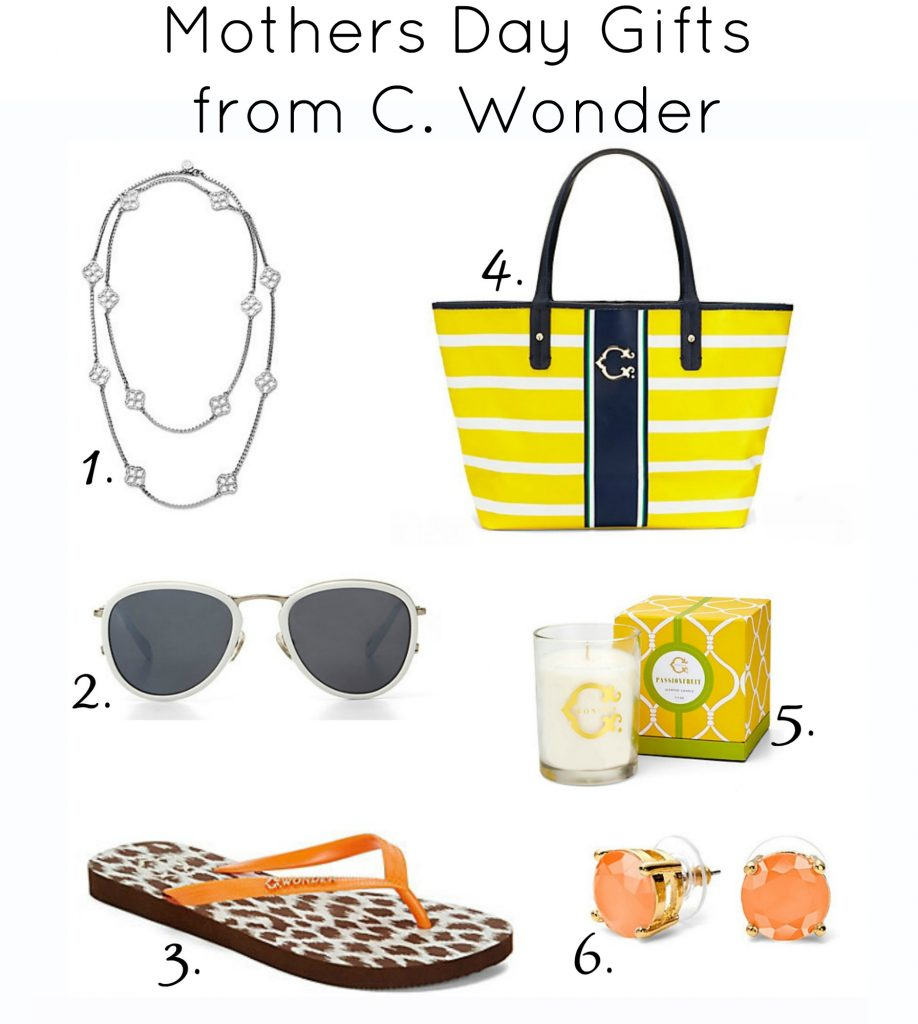 Mother's Day Gifts from C. Wonder