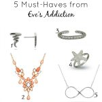 Must-Have Jewelry: Monogram Necklace {Giveaway}