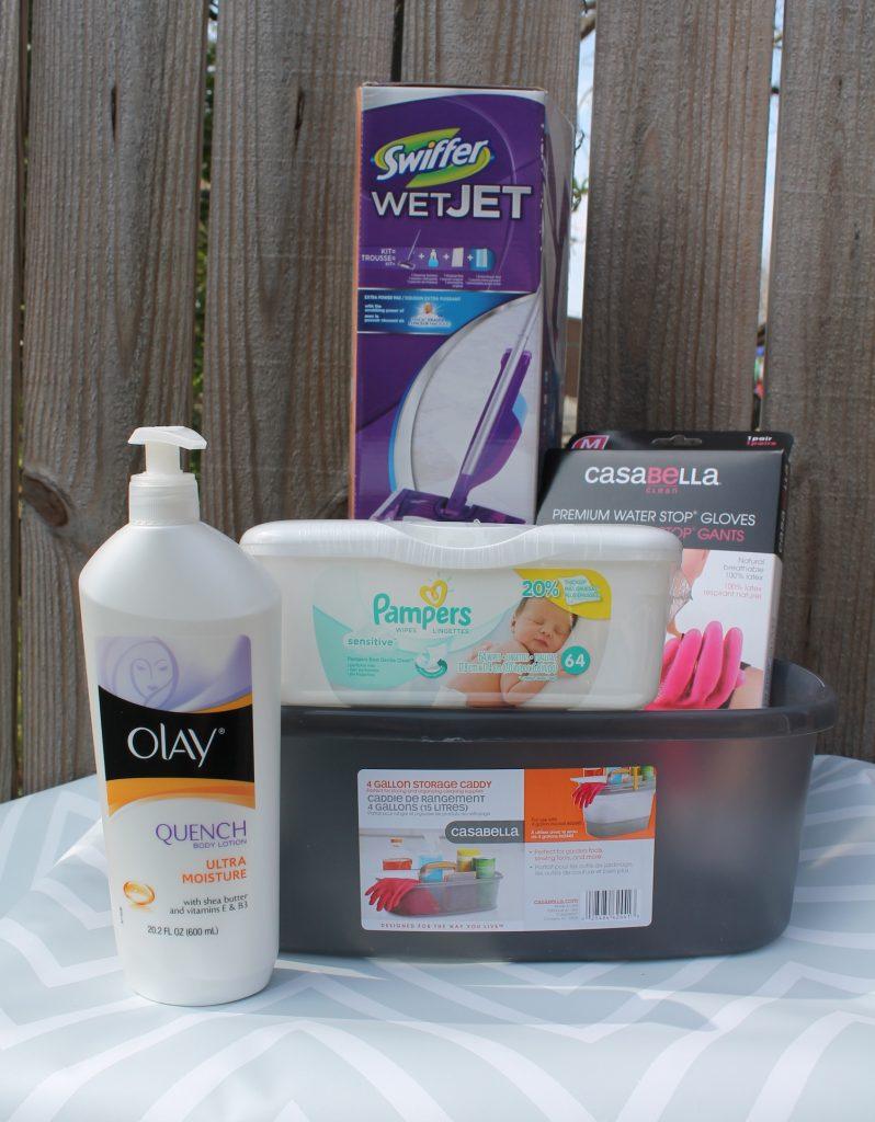 Pampers Wipes Gentle Clean Prize Pack