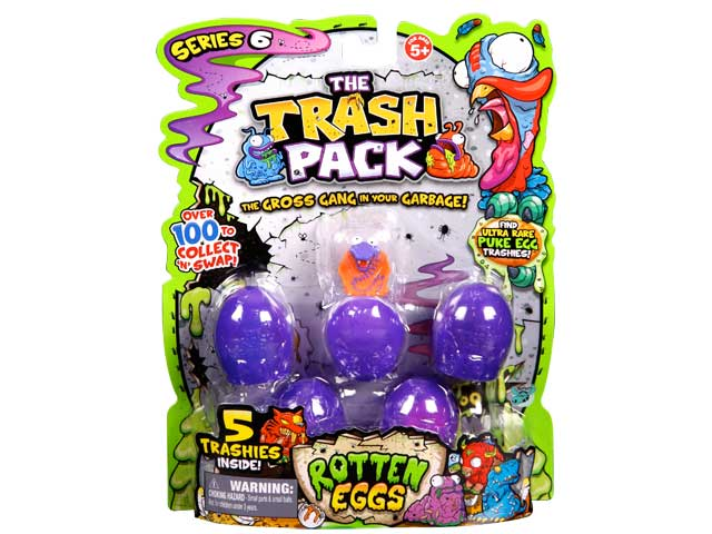 Trash Pack Easter