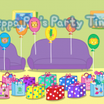 Celebrate Peppa Pig's Birthday with the Peppa Pig's Party Time App!