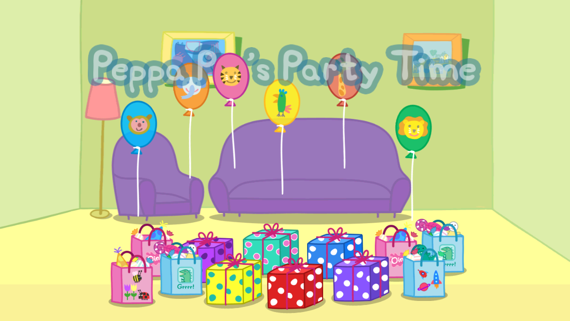 Celebrate Peppa Pig's Birthday with the Peppa Pig's Party