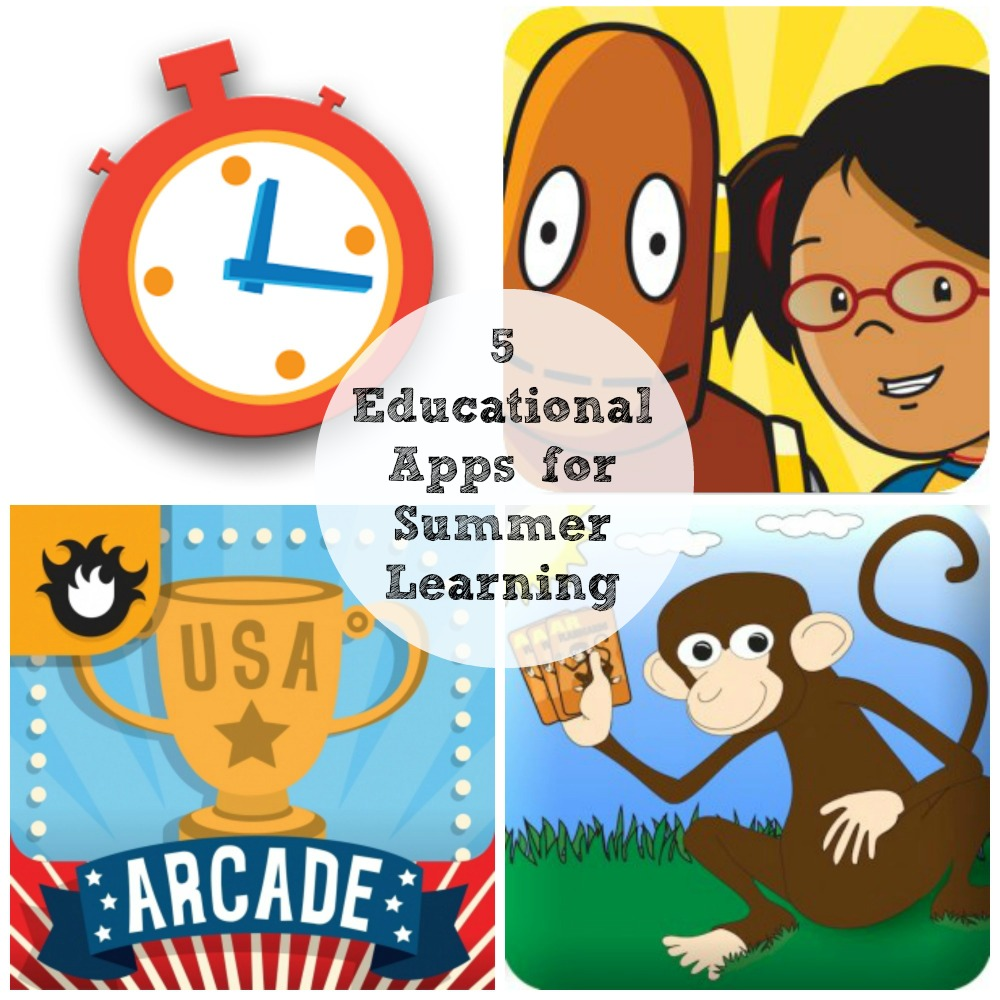 Apps for Summer Learning