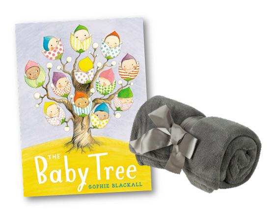 BabyTreeBlanket