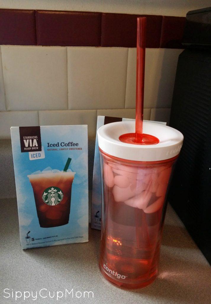 Contigo and Starbucks