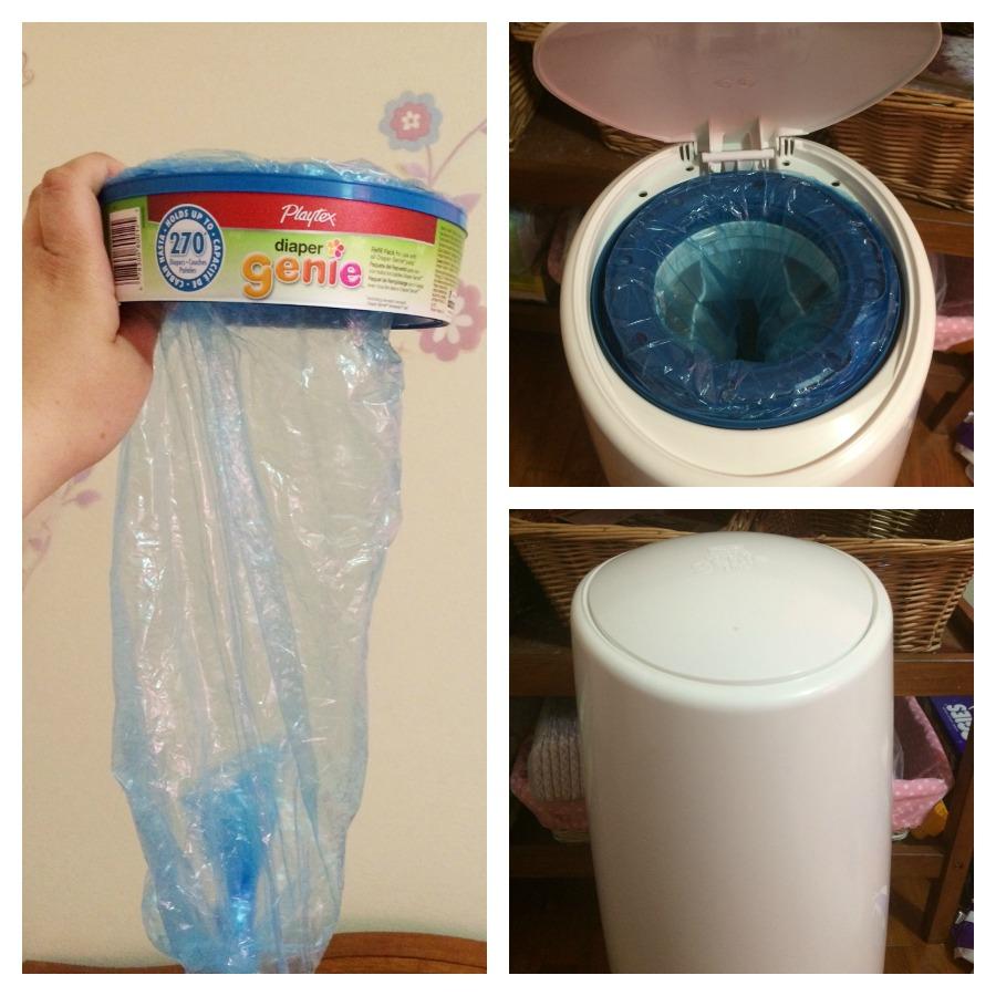 Diaper Genie Elite Keeps A Room Smelling Clean