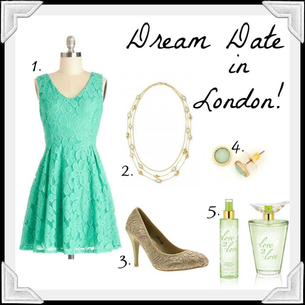 Dream Date in London