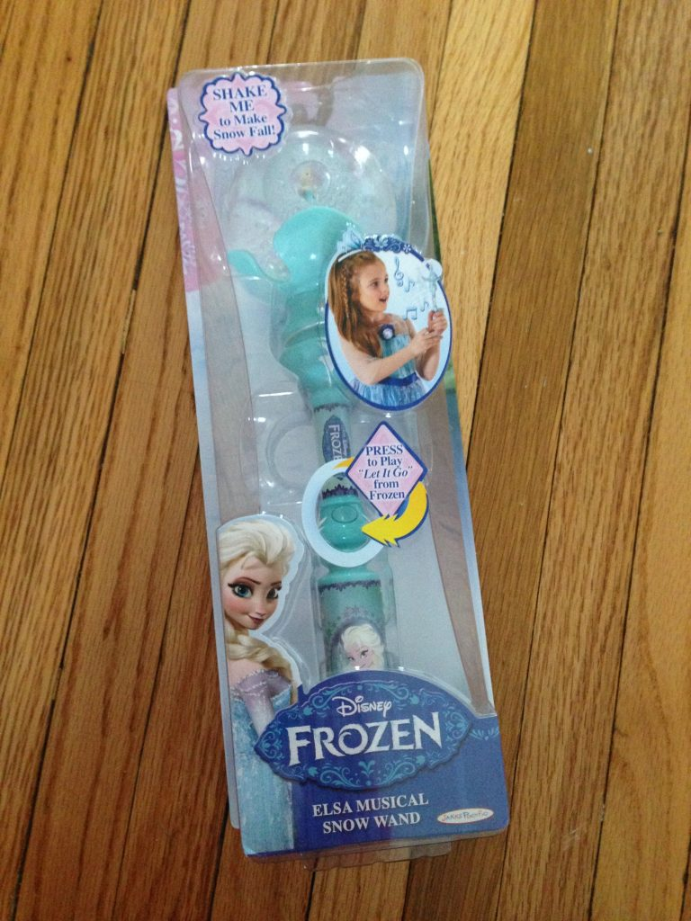 Jakks Pacific Frozen Elsa Wand