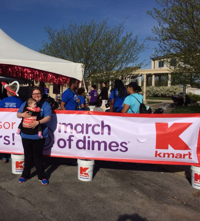 March for Babies Kmart
