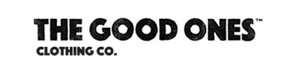 The Good Ones Clothing Co.  logo