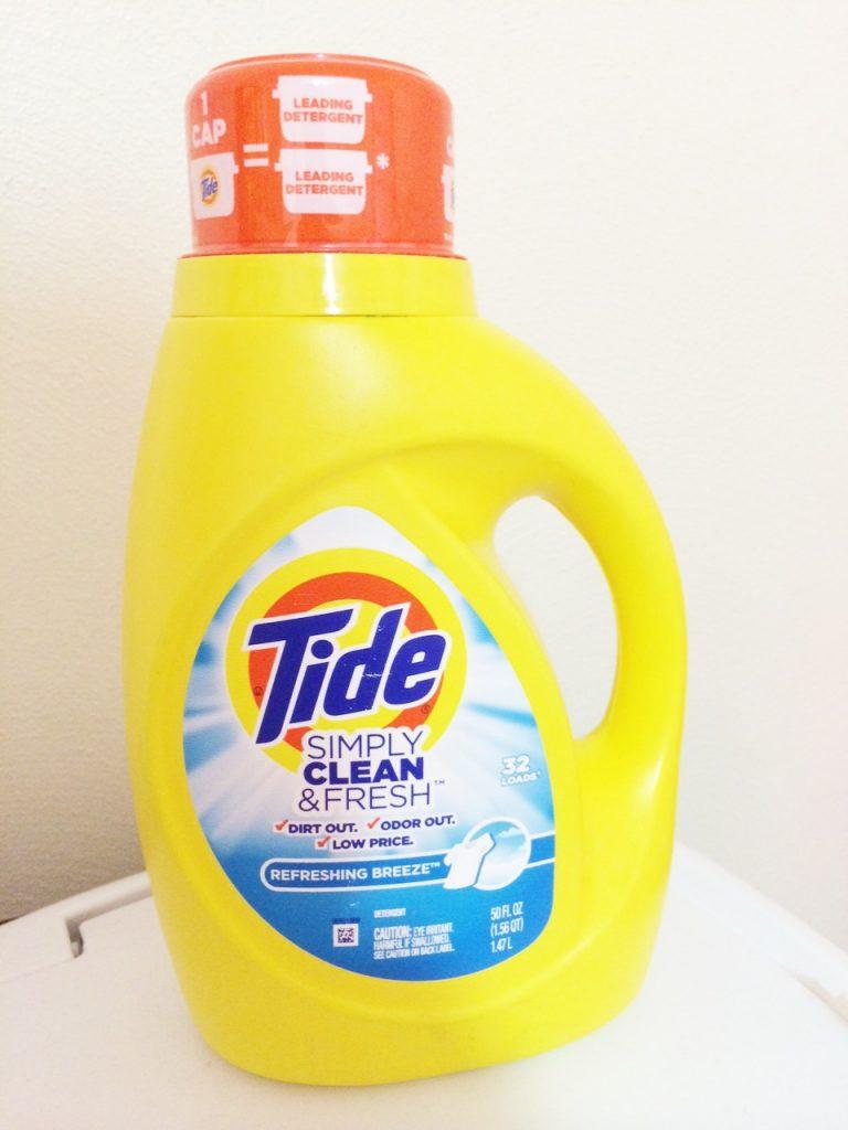 Tide Simply Clean & Fresh