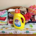 Get Rid of Odors with Tide Simply Clean & Fresh