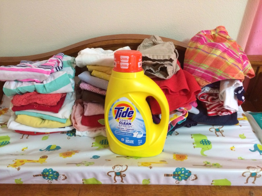 Tide Simply Clean & Fresh Laundry