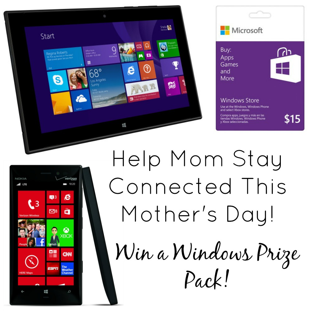 Win a Windows Prize Pack!