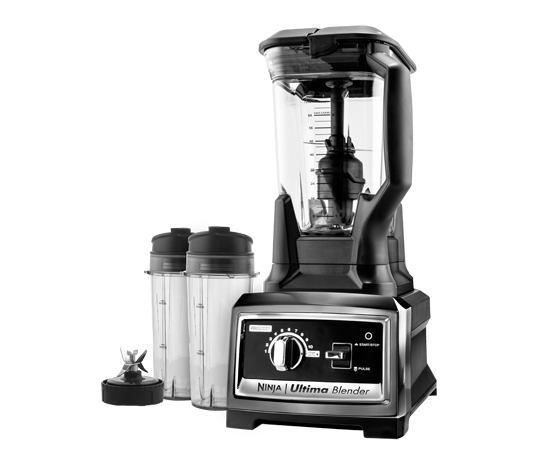 Rule the Kitchen with the Ninja Ultima Blender: Fresh Salsa ...