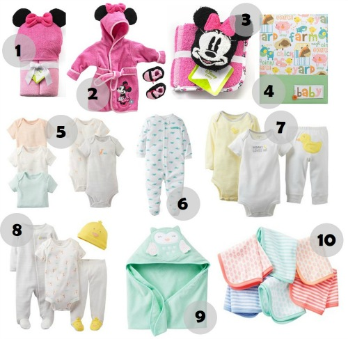 kohls baby shower gifts round up