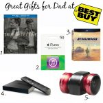 5 Great Gifts for Dad at Best Buy #GreatestDad