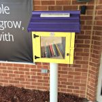 Take a Book and Give a Book with The Little Free Library!