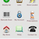 Organized Grocery Shopping with the Shop 'n Save App