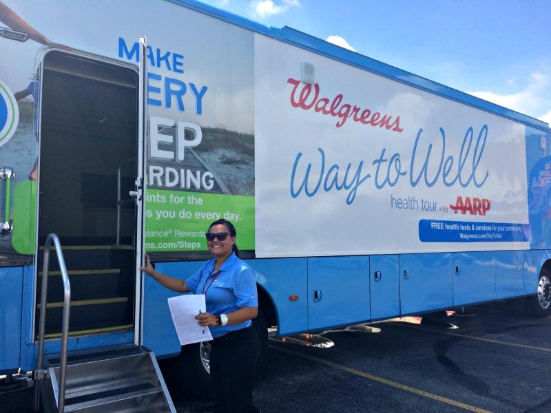 Walgreens Way to Well Tour