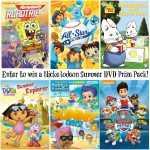 Enter to win a Nickelodeon Summer DVD Prize Pack!