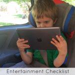 Entertainment Checklist for Summer Travels with Kids #DisneyMoviesAnywhere
