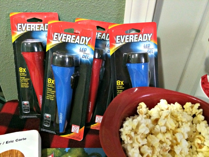 Everready Flashlights for Summer Reading Party SR