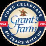 Visit Grant's Farm in St. Louis #GrantsFarm60