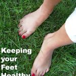Keeping your Feet Healthy All Summer Long