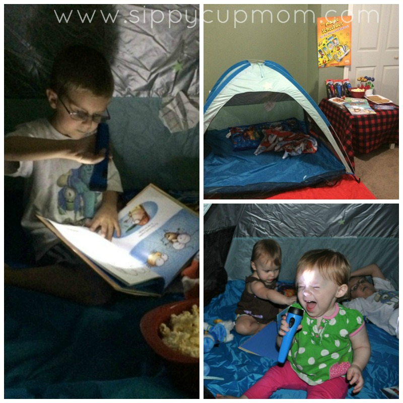 Reading Party