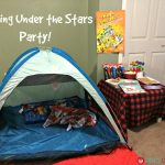 Summer Reading Under the Stars Party #SummerReading