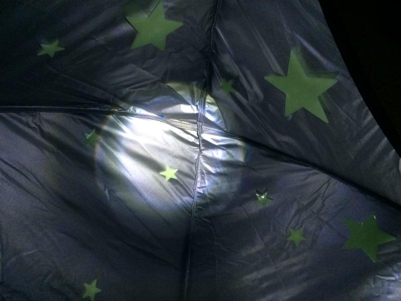 Stars in Tent SR