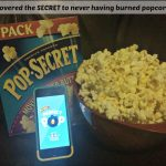 The Secret to No More Burned Popcorn! #PerfectPop #GoodbyeBurnedPopcorn
