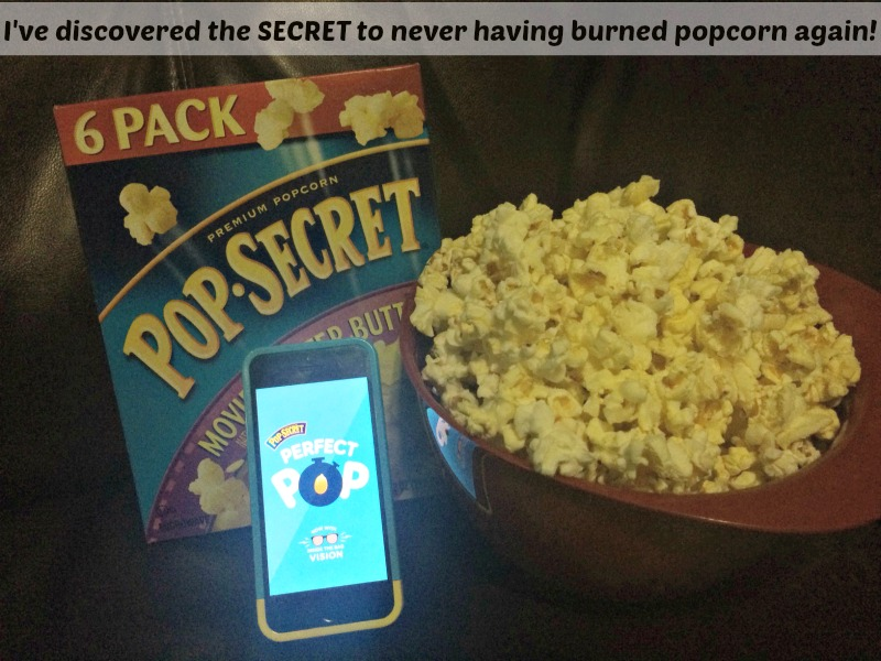The Secret to No More Burned Popcorn