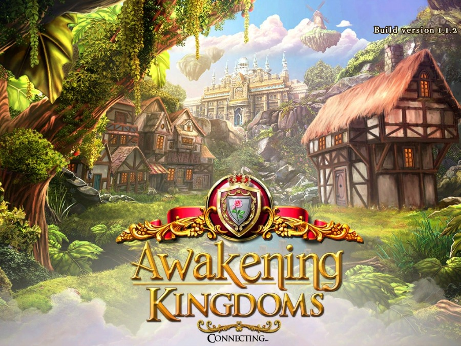 Awakening Kingdom Main Screen
