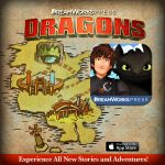 DreamsWorks Press: Dragons App + iTunes Gift Card Giveaway