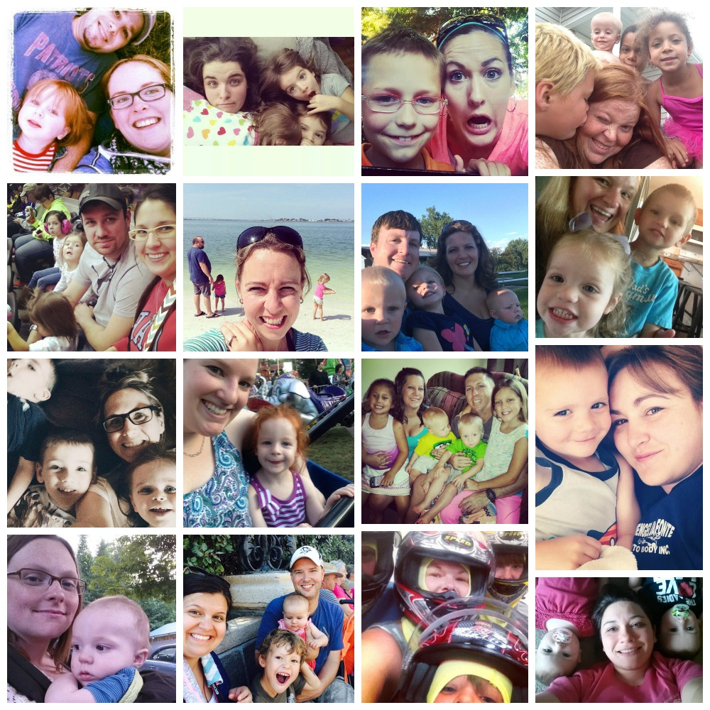 Family Selfies