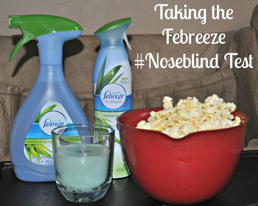 Febreeze #NoseBlind Test