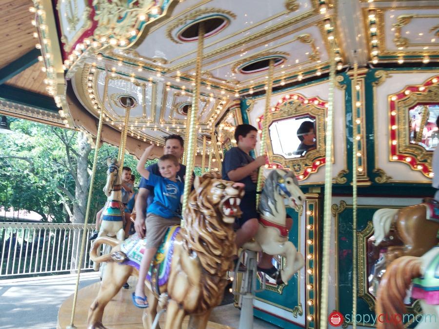 Grant's Farm Carousel