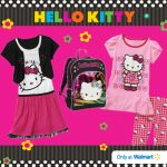 Back to School with Hello Kitty – Win a $50 Walmart Gift Card! #HKSchoolStyle