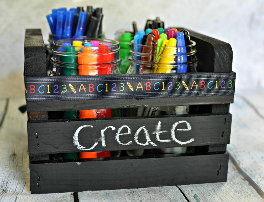 Teacher's Create Caddy DIY